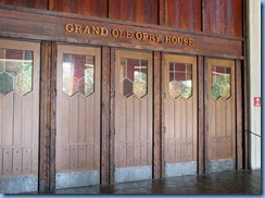 9084 Nashville, Tennessee - Grand Ole Opry