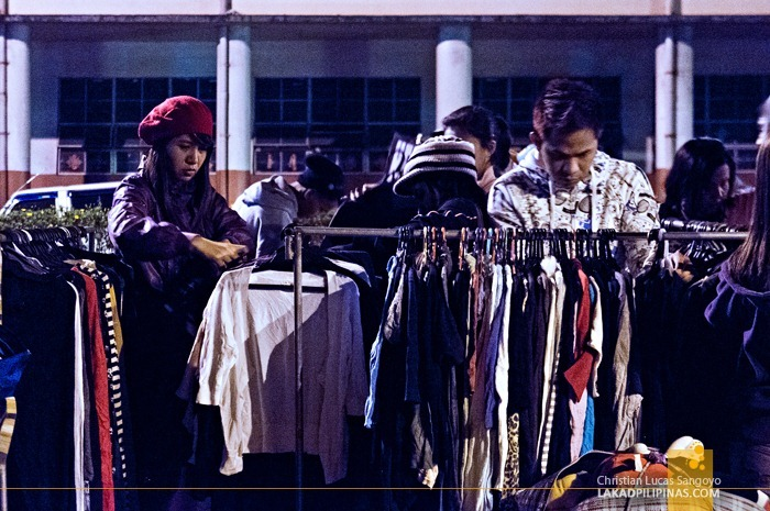 Fashionistas on the Hunt at Baguio's Weekend Night Market