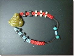Buddha friendship bracelet 2
