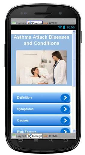 Asthma Attack Information