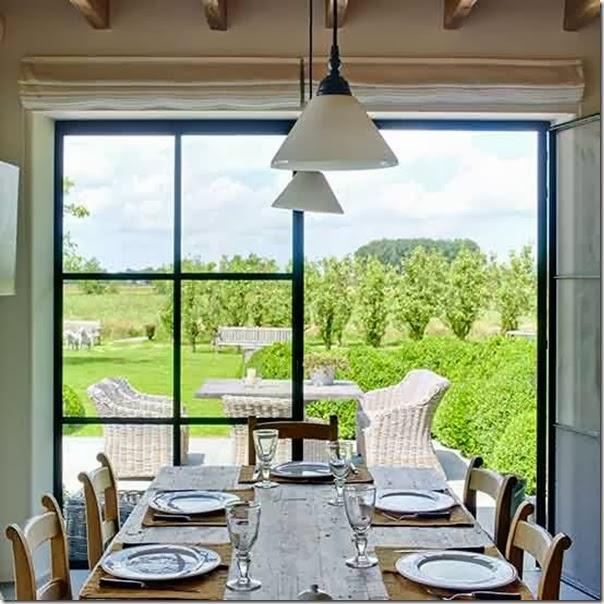 case e interni - stile country chic - soggiorno cucina bagno camera (5)