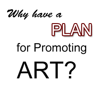 art promotion plan