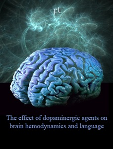 The Effect of dopaminergic agents on language Cover