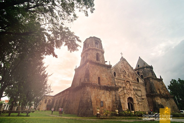 Iloilo's Miag-Ao Church