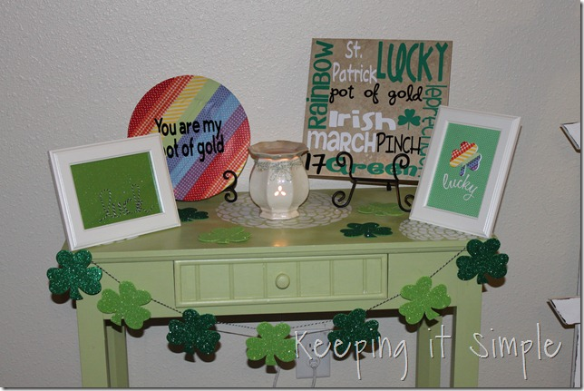 St. Patrick's Decor (1)