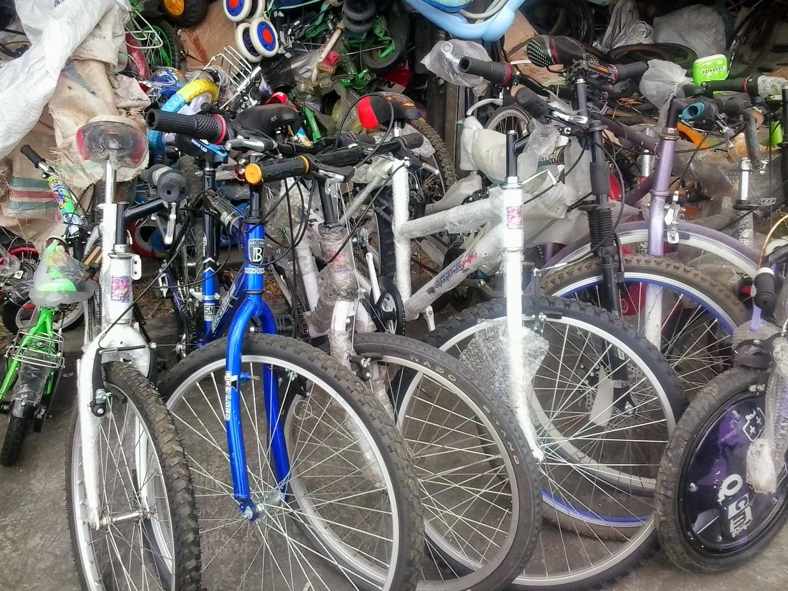Jl Wates Yogyakarta Km 1 Toko Sepeda baru da bekas