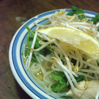 Low Calorie Vietnamese Chicken Soup recipe – 163 calories