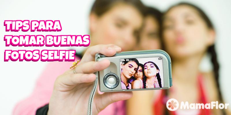 Tips de Fotografía Selfie