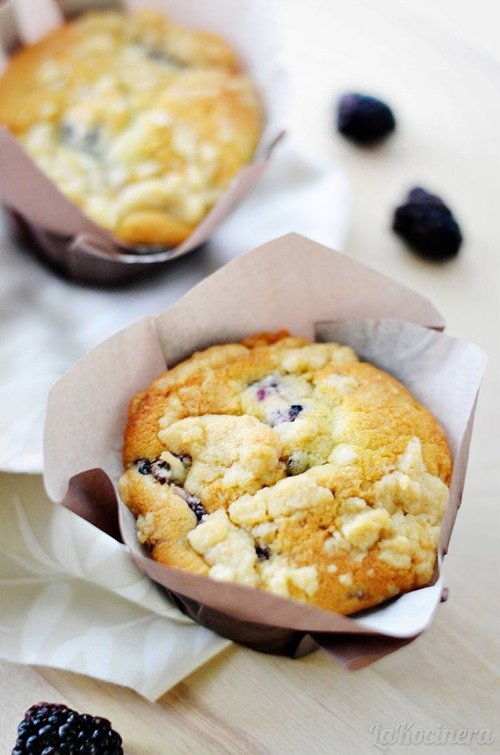 blackberry muffin 6