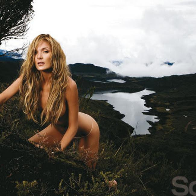 Johana Uribe Velez Desnuda SoHo 86 Foto 1