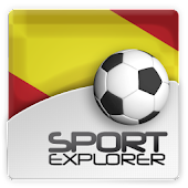 Spanish Football Explorer