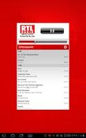 Screenshot of RTL RADIO 93,3 und  97,0