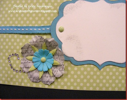 Dotty for You layout_closeup own sparkles