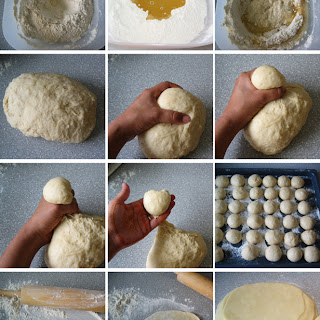 Flour Tortillas (wheat)