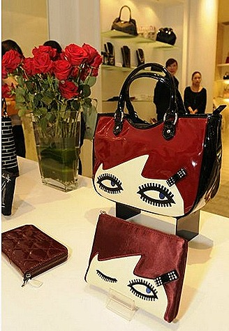Lulu Guinness Autumn Winter 2011 2012 Collection Singapore