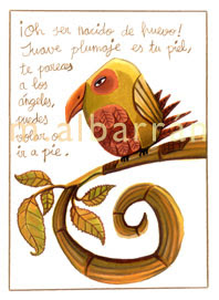textos de Gloria Fuertes Ilustrados