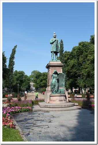 Finlandia - nasza droga do