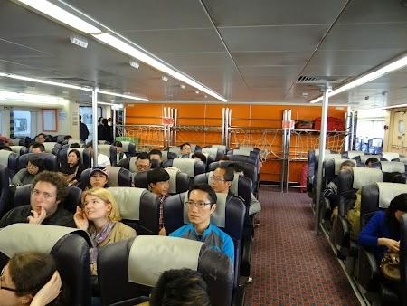Vapor spre Hong Kong