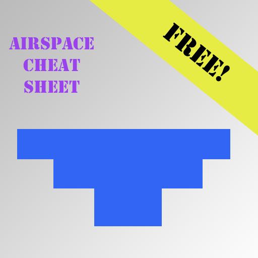 Airspace Cheat Sheet LOGO-APP點子