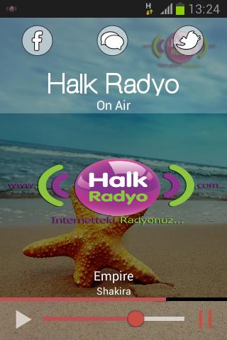 HalkRadyo Mobil Halk Radyo