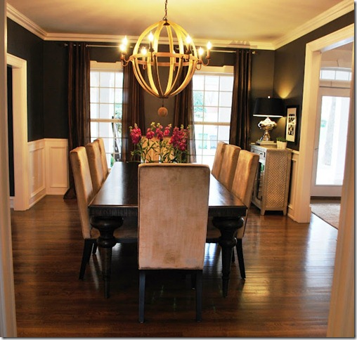Friday feature favorite paint colors blog - Sherwin williams black fox exterior ...