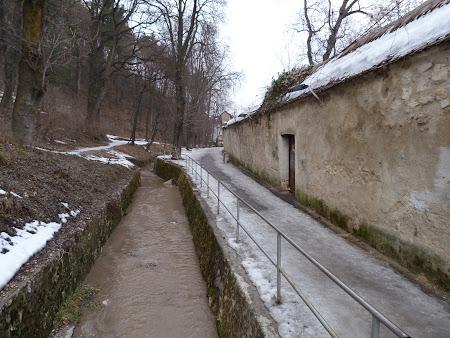 Zidurile orasului Kronstadt