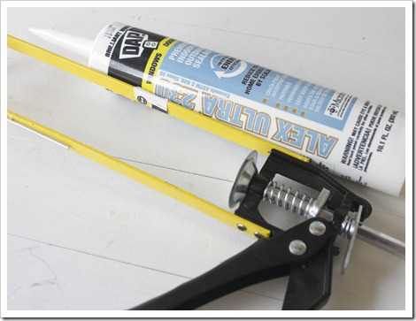 dap winterizing caulk