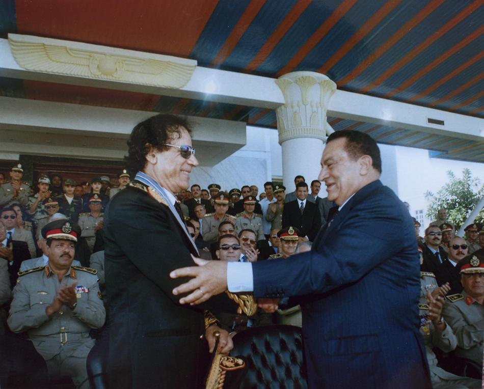 Egypt President Mubarak Mubarak President of Egypt