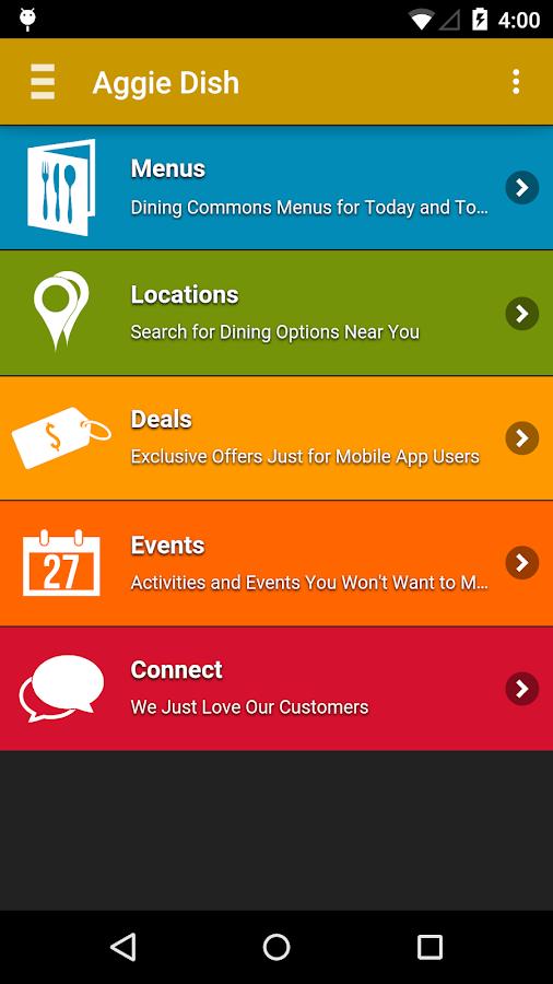 UC Davis Mobile - screenshot