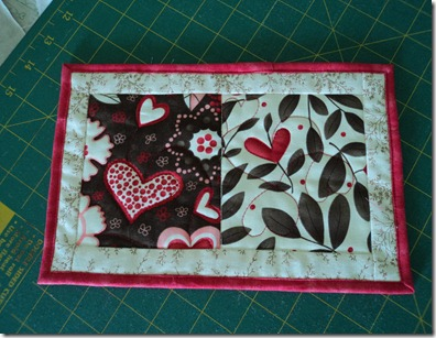 Valentine Heart Swap for Anna 2013