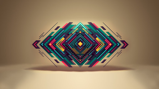 Abstract Wallpaper Design