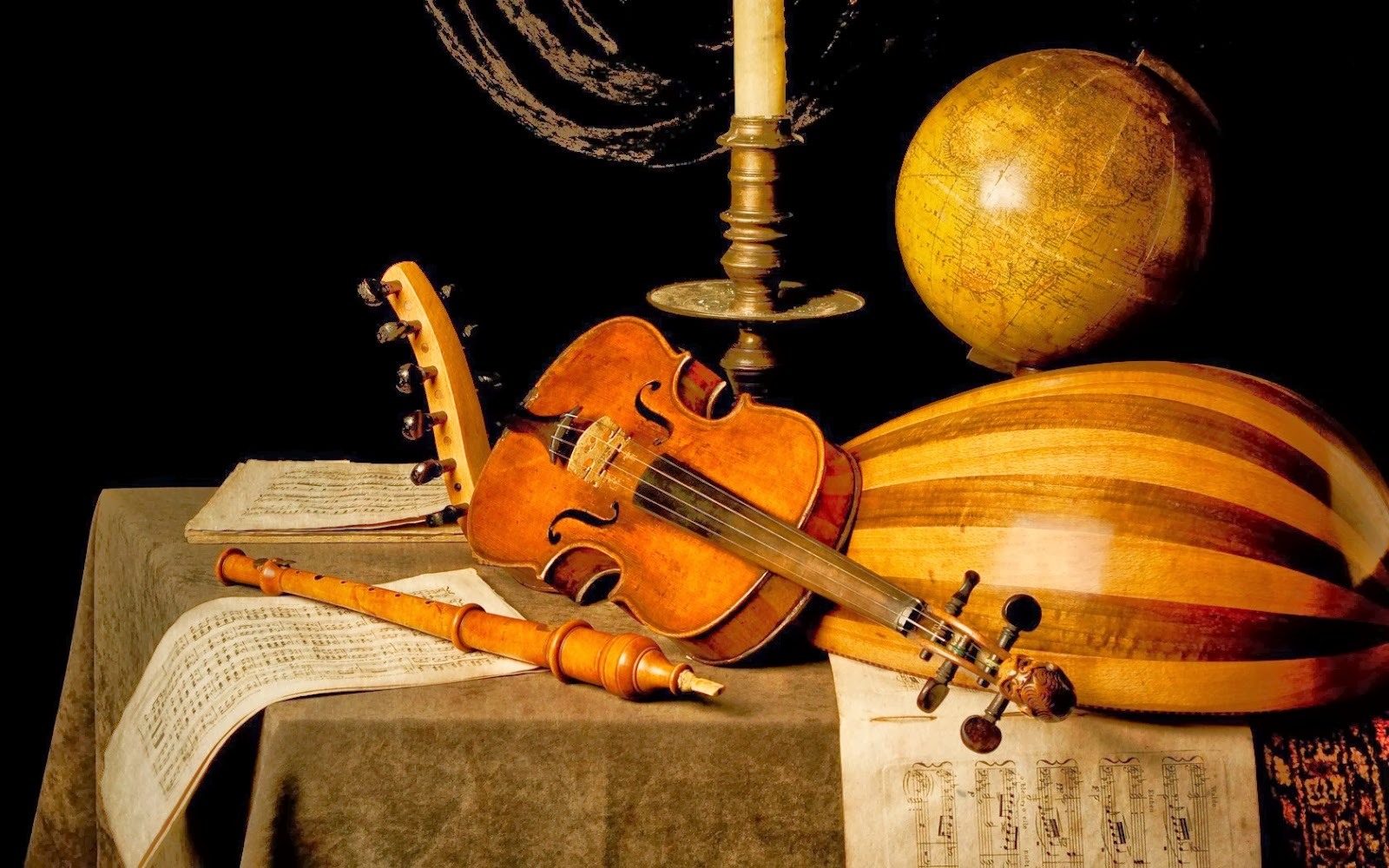 Musical Instruments Hd Wallpapers Fine Food