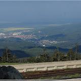 Blick nach Wernigerode