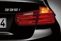 New BMW 3 Series: Rear lights (10/2011)