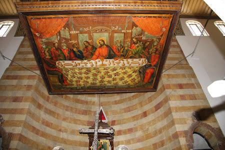 Catedrala Damasc: cina cea de taina in Siria