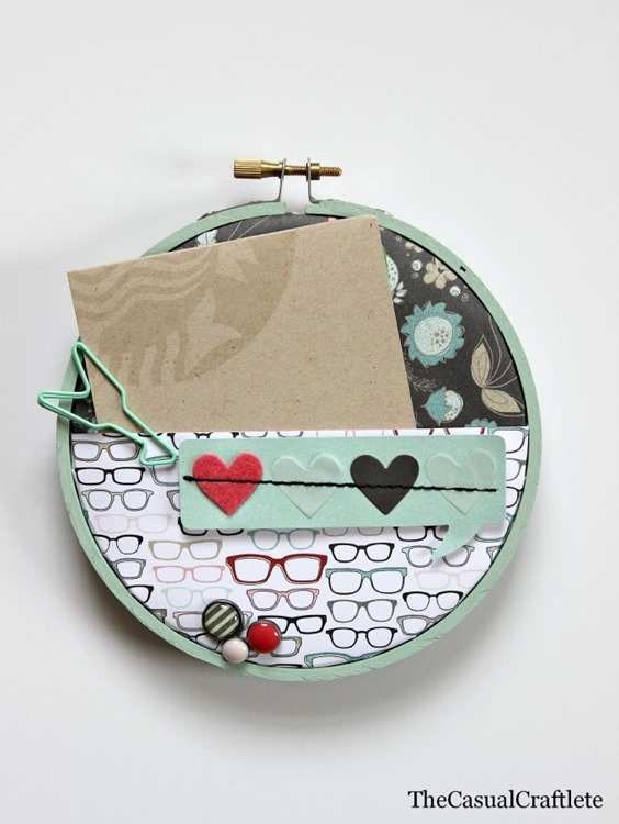 Scrapbook-Paper-Embroidery-Hoop-Gift-Card-Holder