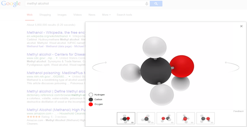 Google chemical compound