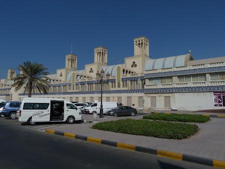 Obiective turistice Sharjah: Marele bazar nou