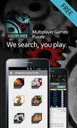 Multiplayer Games: Puzzle