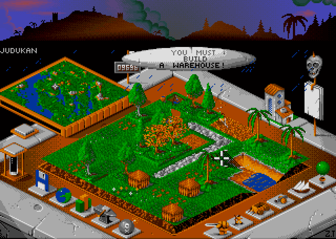 Indie Retro News: Genesia - If you loved Populous then check