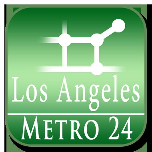 Los Angeles  Metro 24