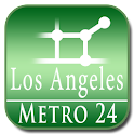 Los Angeles (Metro 24) logo