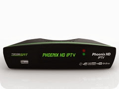 TOCOMSAT PHOENIX HD IPVT