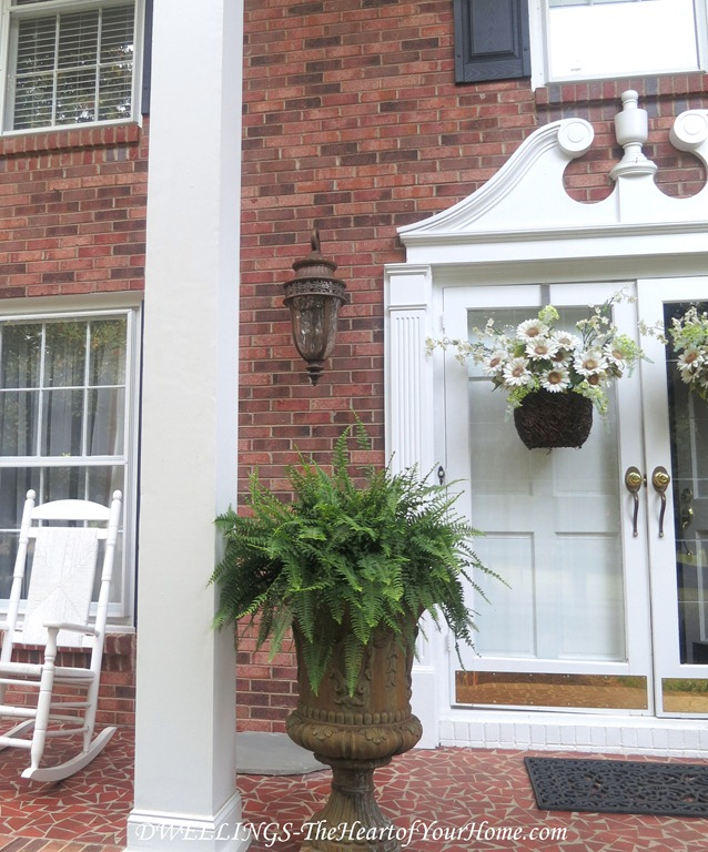 Porch Urns