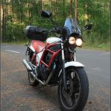 Motorrad August 2008