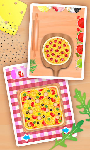 Pizza Maker Kids -Cooking Game  screenshots 6