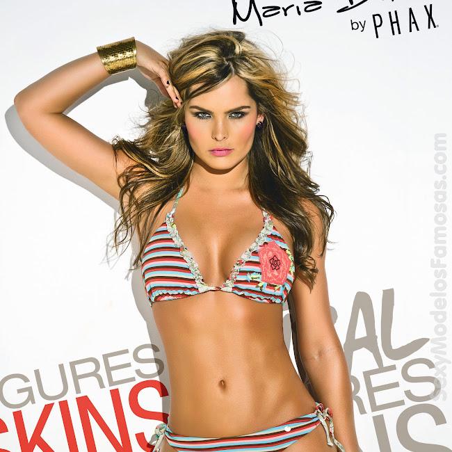 Melissa Giraldo Swimwear Phax 2013 Foto 4
