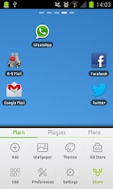 GO Launcher Fonts Screenshot 4