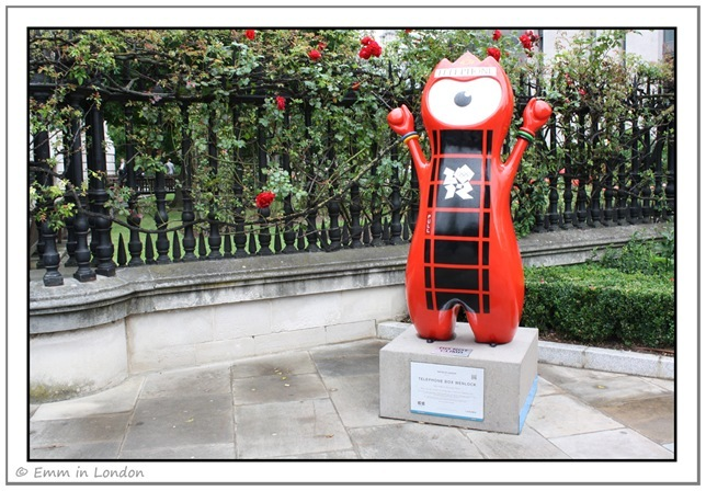 Telephone Box Wenlock