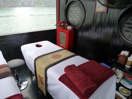 Pat de masaj